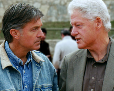 Will Wynn and former President Bill Clinton talk about energy efficiency standards as part of the American Recovery and Reinvestment Act of 2009