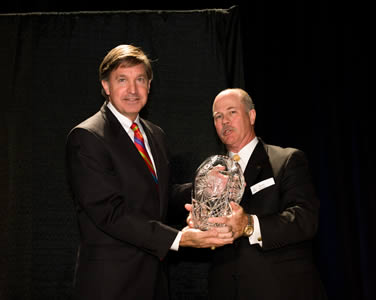 Will Wynn is honored as Austinite of the Year