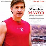 A leading health and fitness advocate, Will Wynn was featured on the cover of Austin Fit Magazine.