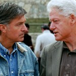 At a Clinton Global Initiative event, Will Wynn and former President Bill Clinton talk about energy efficiency standards as part of the American Recovery and Reinvestment Act of 2009.
