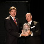 Will Wynn is honored as Austinite of the Year.