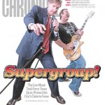 Will Wynn's pro-live music policies landed him on the cover of the Austin Chronicle.