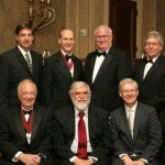 Will Wynn was inducted as a Distinguished Alumni of the Texas A&M College of Architecture.