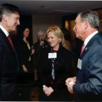 Will Wynn chats with Tulsa Mayor Kathy Taylor and NYC Mayor Michael Bloomberg.